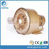 impresora de 3HP 220V y ventilador de alta presión usado máquina plegable de papel del vórtice de aire