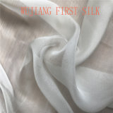 絹綿のしわファブリック、絹綿のしわのシフォンファブリック