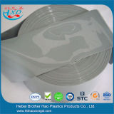 Cortina opaca da tira do PVC do cinza
