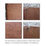 случаев крышки неподдельной кожи Brown сбор винограда /1 iPad миниый 3/2 франтовских
