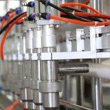 Полноавтоматические завалка и машина для прикрепления этикеток масла воды машины завалки