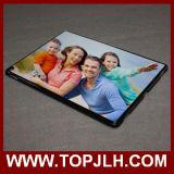 Tampa traseira plástica da caixa da tabuleta do Sublimation do fornecedor de China para o iPad PRO