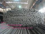 As BS 4449 460b, aço deformaram Rebars, barra de aço