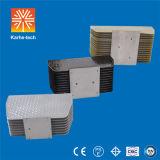 Радиатор диссипации изменения участка заблокированный более низкий облегченный подгоняет
