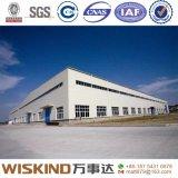 Almacén constructivo de la estructura de acero de la fabricación de la construcción de Wiskind