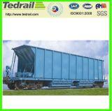 Il treno, trasporto, C70, 80t, tramoggia, grano, serbatoio, Parte-Si apre, parti del vagone