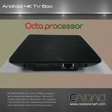 Performance sèche de cadre de l'extrémité IPTV TV de Hight de processeur de faisceau d'Octa meilleure que Mxq