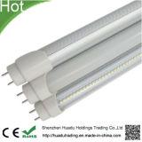 10W 16W 22W 36W 45W choisissent le tube de rechange DEL T8 de lumière fluorescente d'extrémité