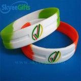 Il marchio di Ulticolor può essere braccialetti personalizzati del silicone
