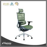 Ineinander greifen Plastik-PU-Büro-Stuhl mit hohem Form-Schaumgummi-Stuhl