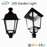 50W LED Garden Light High Luminaries para uso externo