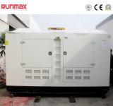 500kVA 침묵하는 방음 또는 비바람에 견디는 발전기 세트 RM400c2