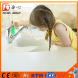 Latón del OEM 3 grifos de la cocina de las maneras para el agua purificada del agua potable