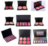 Het privé Etiket Geen Embleem 4 het Kleur Gedrukte Hulpmiddel van de Make-up van Bronzer van het Rouge van het Palet van het Poeder Professionele bloost H4