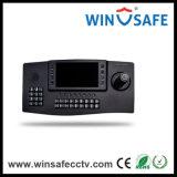 Het Controlemechanisme van het Controlemechanisme 4D joystickrs-485/RS232 van pelco-D pelco-P Visca PTZ