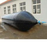 Sac à air en caoutchouc de ballon pour l'atterrissage et le lancement de bateau