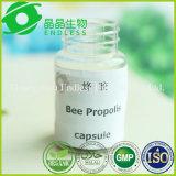 De vrouwelijke Hormonen voeden Propolis van het Supplement van de Huid Capsule