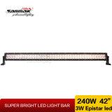 CREE LED di 42inch 240W che lavora barra chiara per i camion