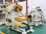 Enderezadora de la máquina de la automatización con el alimentador y uso de Uncoiler en industria fabril de la herramienta de máquina