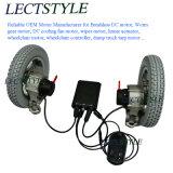 Elektrischer Gleichstrom-schwanzloser Rollstuhl-Motor mit Controller-u. Steuerknüppel-Hebel