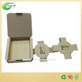 Cadre de empaquetage ondulé se pliant de Papier d'emballage estampé par décalage (CKT-CB-361)