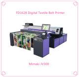 Impressora de correia Fd1628 de matéria têxtil de Digitas