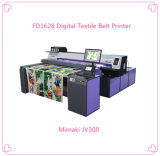 Imprimante à bande de textile de Digitals Fd1628