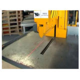 La passerelle automatique de pierre de guide de laser a vu (XZQQ625A)