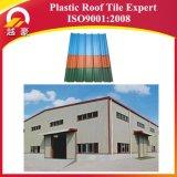 Surtidor de China de la hoja del material para techos de Syestem UPVC de la estructura de acero del panel de la azotea