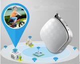 Отслежыватель Анти--Потерянный GPS для детей, любимчиков и багажа (серебр)