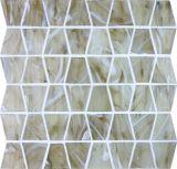 Mosaico de cristal del nuevo diseño 2017 (AST111)