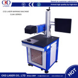 máquina do laser do CO2 de 15W 30W para da marcação dos PP o material do metal não
