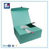 Boîte-cadeau de papier pour la boucle d'oreille, boucle, bracelet, bijou, empaquetage de collier