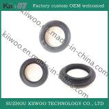 Pièces automobiles en caoutchouc de silicones de pièces de silicones au métal