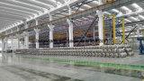 Dewarvat van uitstekende kwaliteit van de Vloeibare Stikstof van de Druk van het Roestvrij staal het Midden