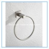 De eenvoudige Ring van de Handdoek van de Badkamers van het Roestvrij staal Bijkomende (ymt-2604)
