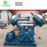 0.05-1.3MPa het Opvoeren van de Gasdruk de Compressor van het Membraan van het Gas van het Argon