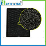 Filtro activado del carbón para la absorción