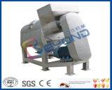triturador del vehículo de la máquina de la fruta doble de la estación que reduce a pulpa