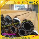Perfil de aluminio del disipador de calor de la protuberancia de la fábrica para la industria de Atomotive