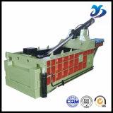 Máquina de reciclaje hidráulica automática de las prensas del desecho de metal no ferroso del PLC