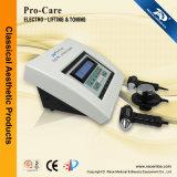 Ultrasonido de la frecuencia triple y crioterapia Máquina antienvejecimiento de la belleza