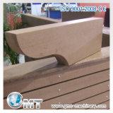 Línea plástica estirador de la máquina del perfil del suelo del PE WPC de los PP