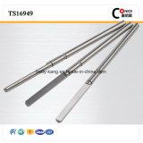 Arbre tubulaire non standard de cannelure de fournisseur de la Chine pour le matériel électrique