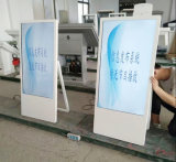 43, 47, 50, 55, индикация LCD магазина покупкы 65 дюймов, рекламируя игрока, Signage цифров