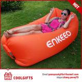 2016 sofa paresseux à une seule couche gonflable de sommeil de lieu de visites d'air de la mode TPU