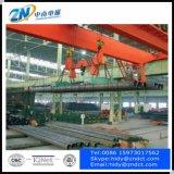 Aimant de levage de matériel rond de pipe en acier pour la grue MW25