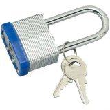 純粋な手細工のドアロックはキーと開く