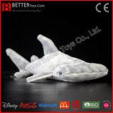Brinquedo Lifelike realístico do tubarão do luxuoso do tubarão de Hammerhead do animal enchido