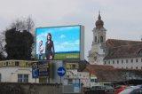 P10 동적인 광고를 위한 풀 컬러 LED 옥외 전시 화면